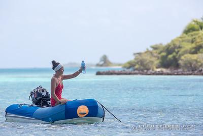July 2015- Coral Atoll Tahanea, French Polynesia Photo: Chris Newley