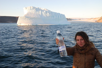 Ocean Research Project (Matt Rutherford and Nikki Trenholm) west Greenland