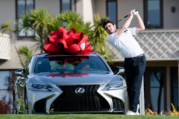 LEXUS CHAMPIONS FOR CHARITY