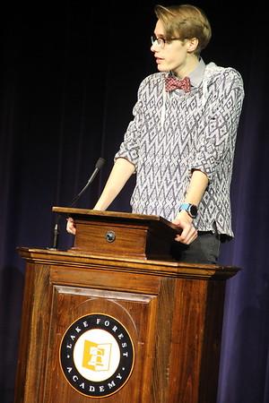 4.12.17 All School President Speeches