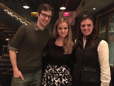 Young Alumni Dinner Philadelphia