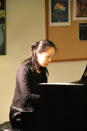 11.7.16 Fall Piano Solo Concert
