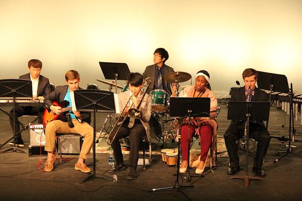 4.13.17 Jazz Concert