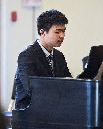 Chamber Concert May 5, 2016