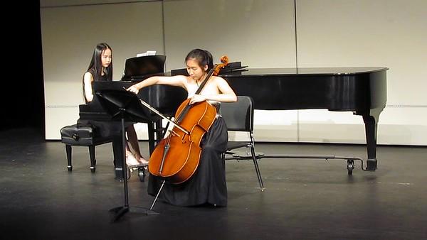 5.13.18 Senior Arts Concentration Concert 2