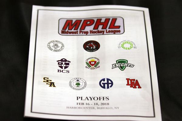 2018 MPHL Playoffs (Buffalo NY)