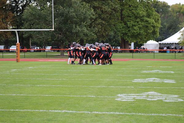 Alumni Homecoming Football Game