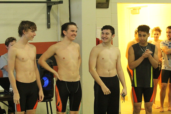 2.6.17 Boys Varsity Swimming Senior Night