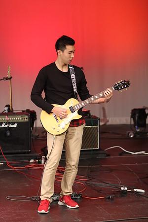 11.21.16 Co-ax Concert