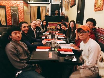 2017 Advisory Dinners