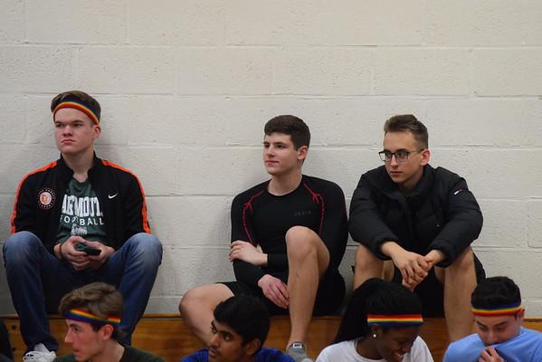3.1.18 GSA Senior v. Faculty Basketball game