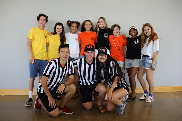 8.26.18 House Cup Competition
