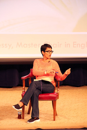 4.16.18 An Evening of Conversation with Irshad Manji