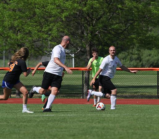 Seniors v. Faculty Soccer