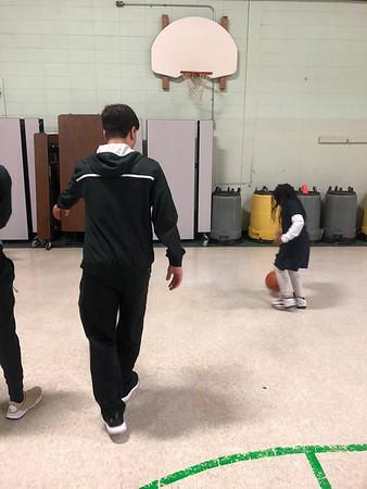 2.2.18 Varsity Boys Basketball Volunteer Trip