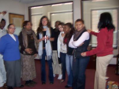 LFAF 2009 Organizing