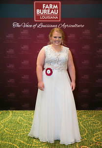 Queens Contest contestant Anna Irene Dawson of St. Charles Parish.