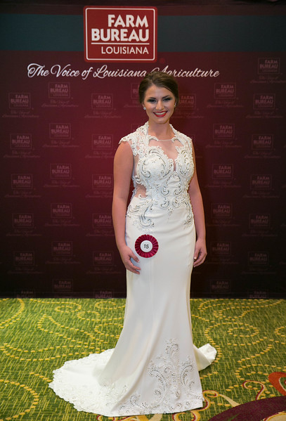 Queens Contest contestant Kelsey Rose Trahan of Vermilion Parish.