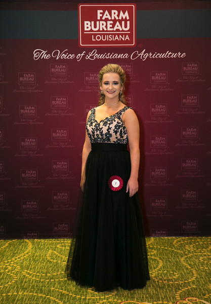 Queens Contest contestant Sara Ellen Flynn of Avoyelles Parish.