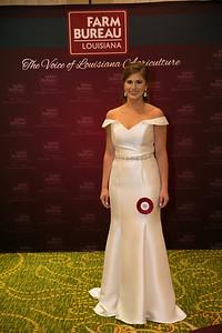 Queens Contest contestant Sloane Judice of Iberia Parish.