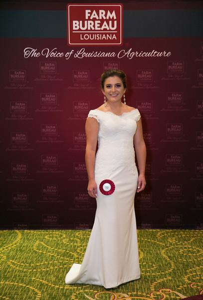 Queens Contest contestant Dina Claire Crochet of Assumption Parish.