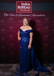Queen's Contest Contestant Isabel Kate LaFosse of Acadia Parish.