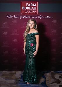 Queen's Contest Contestant Carlie Rose Letchworth of Lafayette Parish.