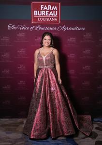 Queen's Contest Contestant Victoria Elise Roussel of Vermilion Parish.