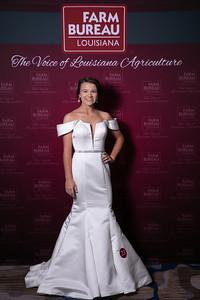 Queen's Contest Contestant Bethany Bonnette of Avoyelles Parish.