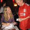 Ragnhild Lund Ansnes<br /> Liverpool 29/04/2011   --- Foto: Jonny Isaksen