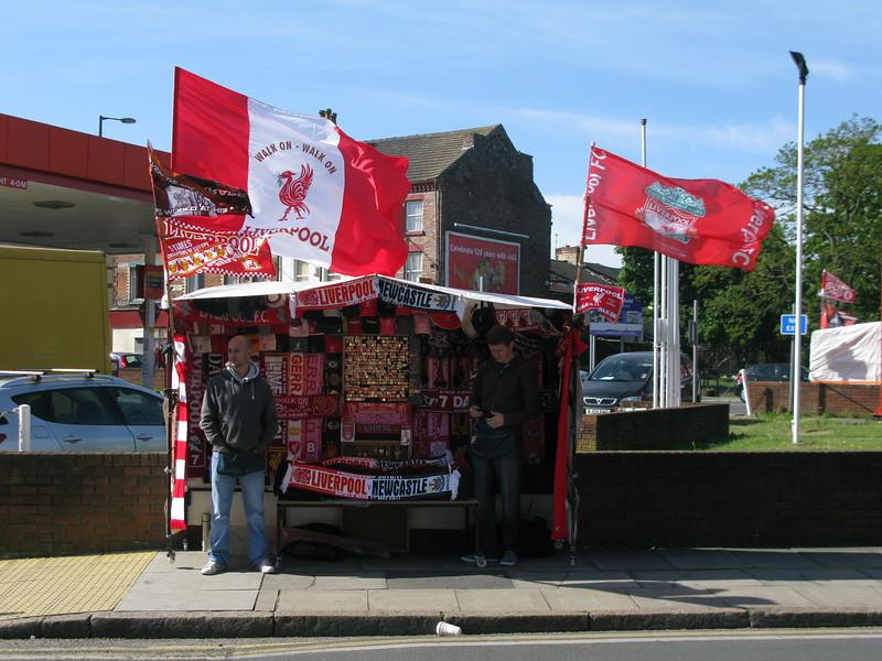 Liverpool 01/05/2011   --- Foto: Jonny Isaksen