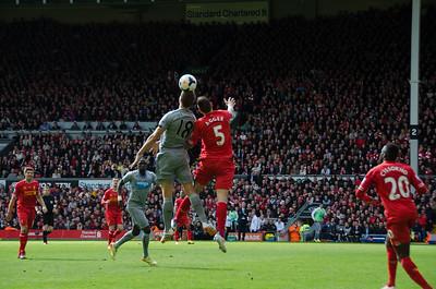 Anfield 11/05/2014:   Liverpool - Newcastle   --- Foto: Jonny Isaksen