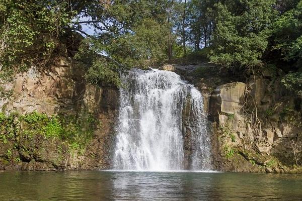 Wasserfall in Latium