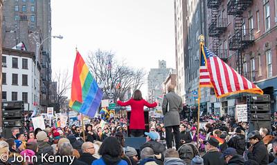 LGBT Solidarity Rally 2/4/17