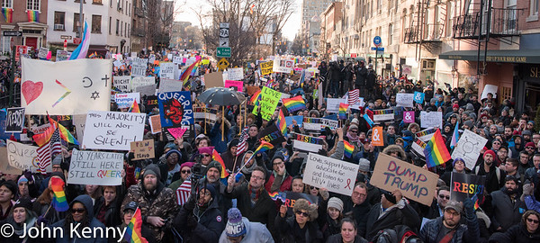 LGBT Solidarity Rally 2/4/17