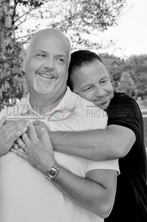TC & Mike, July 2011, DC I love you!