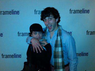 Maxwell Kopeikin and Lisa Finkelstein