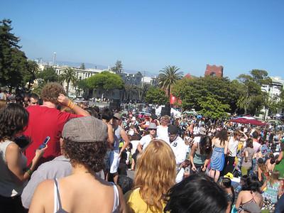 San Francisco's Annual Dyke March