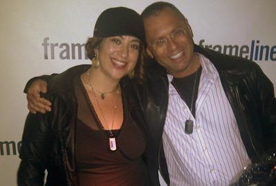 Lisa Finkelstein and Donny Inbar