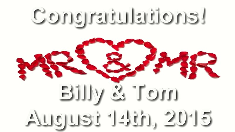 Billy & Tom