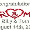 Billy & Tom