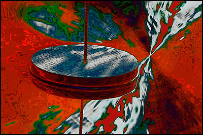 """""""Wind Chime Abstract"""" earned a """"Silver"""" (9)"""