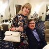 Elaine Zouzas Thibault and John Thibault of Chelmsford