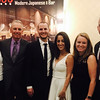 From left, Michelle, Rick and Tom Hess, and Jenn Torto, all of Westford, and Carissa and Joseph Pajak of Chelmsford