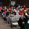 Lowell General Hospital's Sun Santa Basket Raffle was held in the Clark Auditorium on Lowell General Hospital's Main Campus Wednesday afternoon. They raised $125,000 for the Sun Santa Fund. Many came to take part in the raffle. SUN/JOHN LOVE