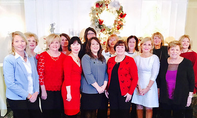 Lowell General Hospital Auxiliary Divine Divas