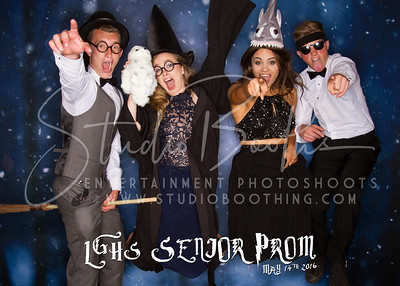 LGHS Harry Potter Yule Ball Prom 2016