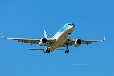 TUI Airways Boeing 757-204 G-BYAW 9-8-19
