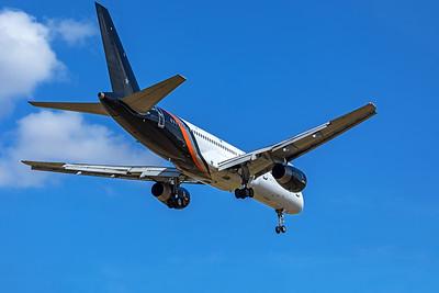 Titan Airways Boeing 757-256 G-ZAPX 9-8-19