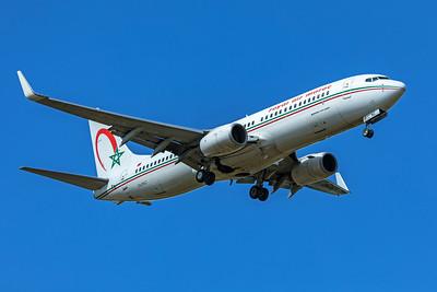 Royal Air Maroc Boeing 737-8B6 CN-RNZ 9-8-19